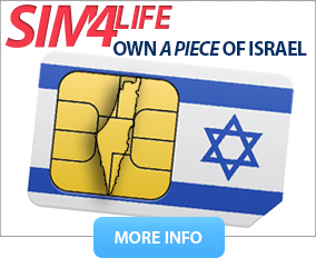 SIM for Life every time you visit